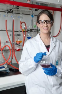 Cara Doherty, 2014 L'Oréal Women in Science fellow